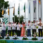 Oath-taking of the Municipal Vice-Mayors of Misamis Occidental