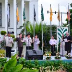 Oath-taking of the 2nd District Members of the Sanggunian, administered by Hon. Executive Judge Edmundo P. Pintac