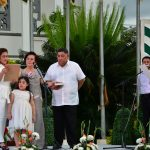 Oath-taking of Hon. Herminia M. Ramiro, Governor of Misamis Occidental, administered by Hon. Nora L. Montejo