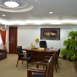 The new office of the Provincial Vice-Governor