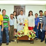 The Vice-Governor with the new set of Board Members and former Board Member, Hon. Edilma C. Bulawin
